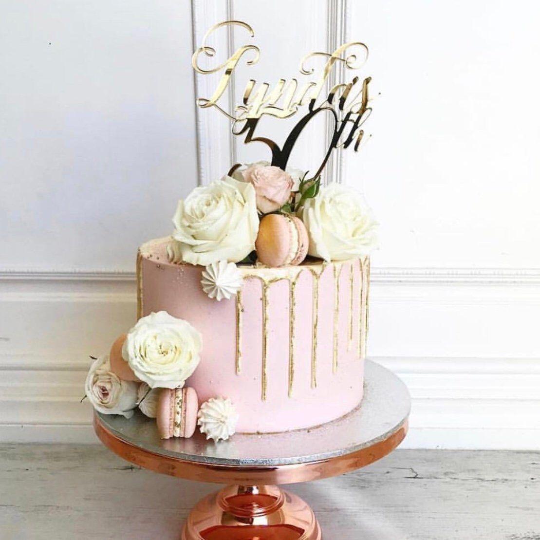 50th Birthday Party Fifty Birthday Cake Topper Any Age ! 50th birthday Cake Topper Custom Cake Topper Birthday Cake Topper