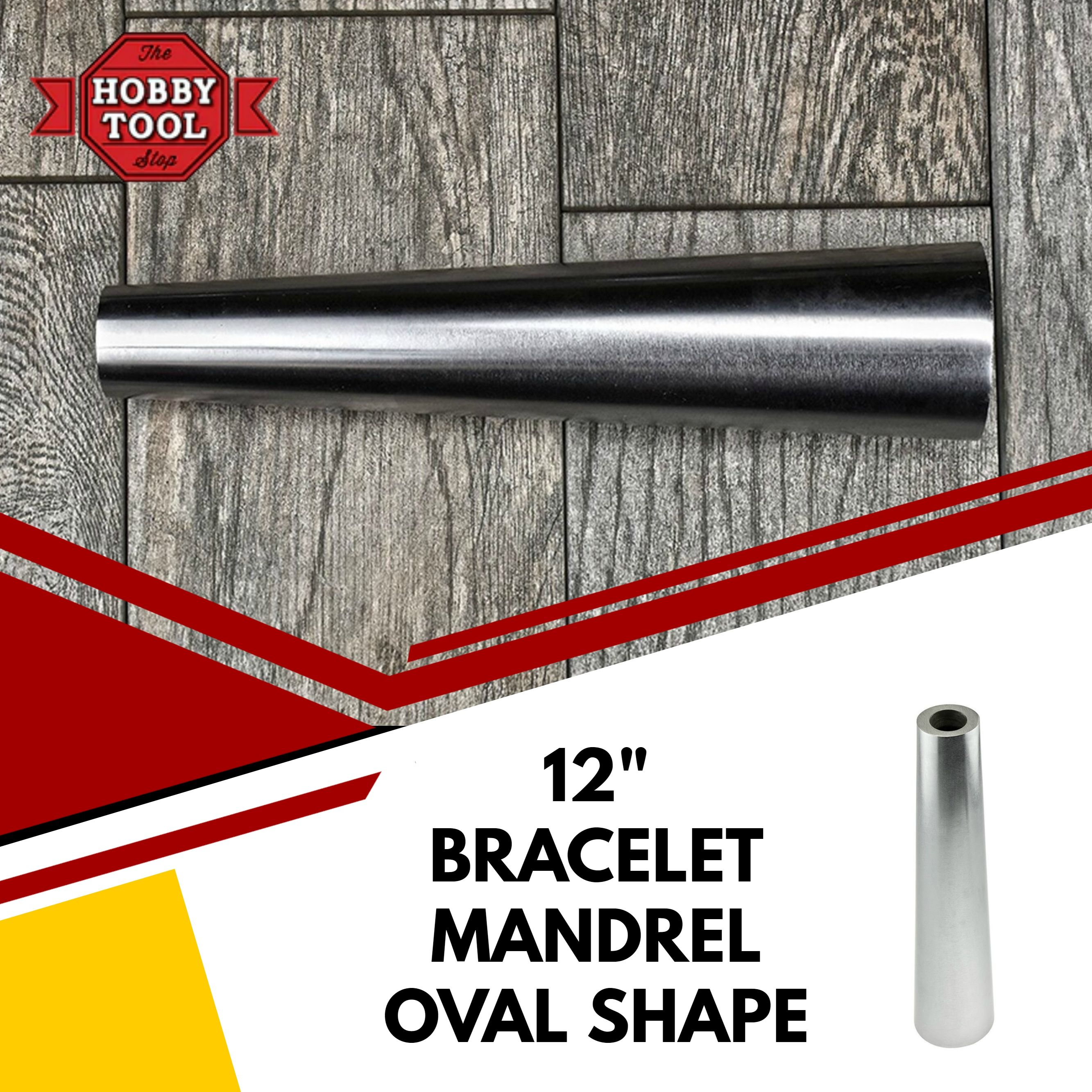 Bangle Mandrel Round Steel Triblet Round Shape for jeweller for jewellery