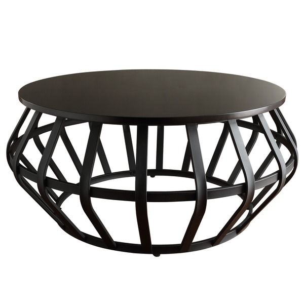18 Inches High X 36 Inches Diameter   $243.80   Bentwood Metal Frame Round  Cage Slate