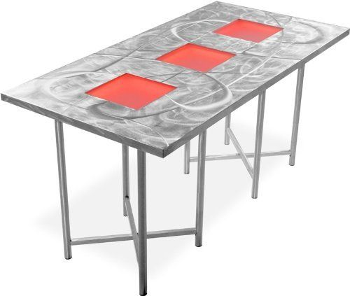 36u0027u0027 X 72u0027u0027 And 30u0027u0027 High LED Light X Cube Display Table By Southern  Aluminum. $1679.99. The Lighted X Cube Tables Are Made From Lightweight, ...