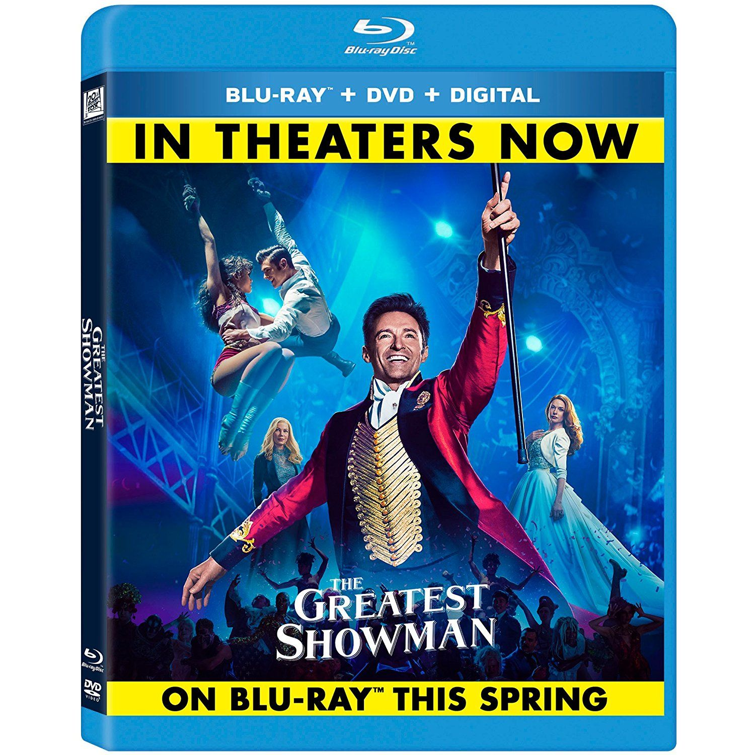 The Greatest Showman Blu Ray Dvd Digital For More Information Visit Image Link This Is An Affiliate Lin The Greatest Showman Showman Movie Showman