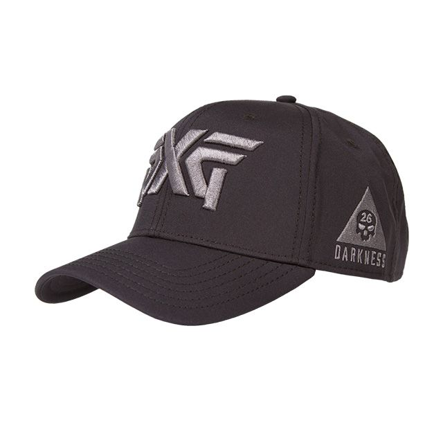 54bdac5e4c3 PXG Limited Edition Darkness Curved Bill Golf Hat. Buy Darkness Curved Bill  Cap at PXG.com