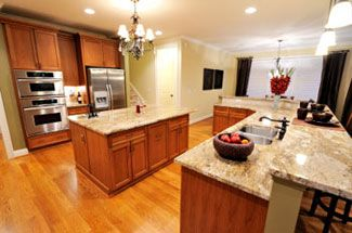 Kitchen remodeling in Fairfield, CT - Basement Systems