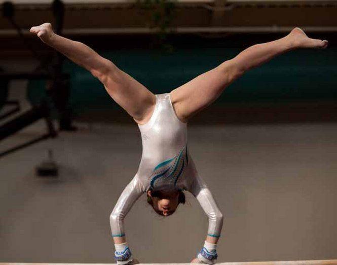 tulip city invitational gymnastics meet