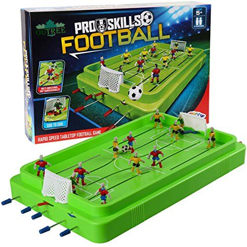 Table Top Soccer Game Set Football Board Game Toy With R Https Www Amazon Com Dp B073w4r9m6 Ref Cm Sw R Pi Dp Football Board Game Soccer Games Top Soccer