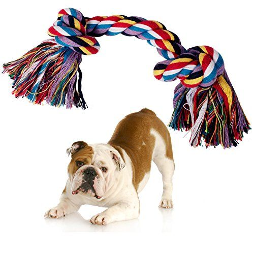 Beingdogs Com Best Knot Rope Bone Dog Toy By I Love Pets Extra