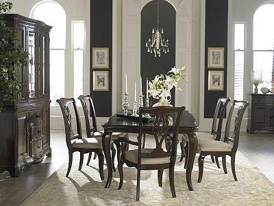 Haverty S Dining Room Set Black Minimalist Dining Room