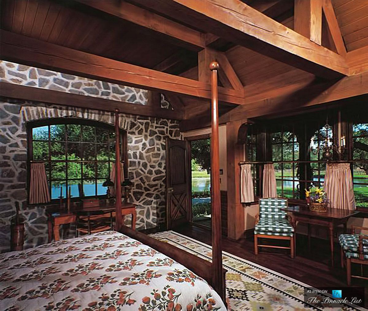 Luxury Farm Homes: Michael Jacksons Neverland Valley Ranch