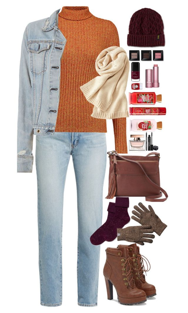"""Fall 03."" by krys-imvu ❤ liked on Polyvore featuring Yves Saint Laurent, Just Cavalli, rag & bone, JustFab, Hue, Dr. Martens, Uniqlo, Dolce&Gabbana, Rodial and Bobbi Brown Cosmetics"