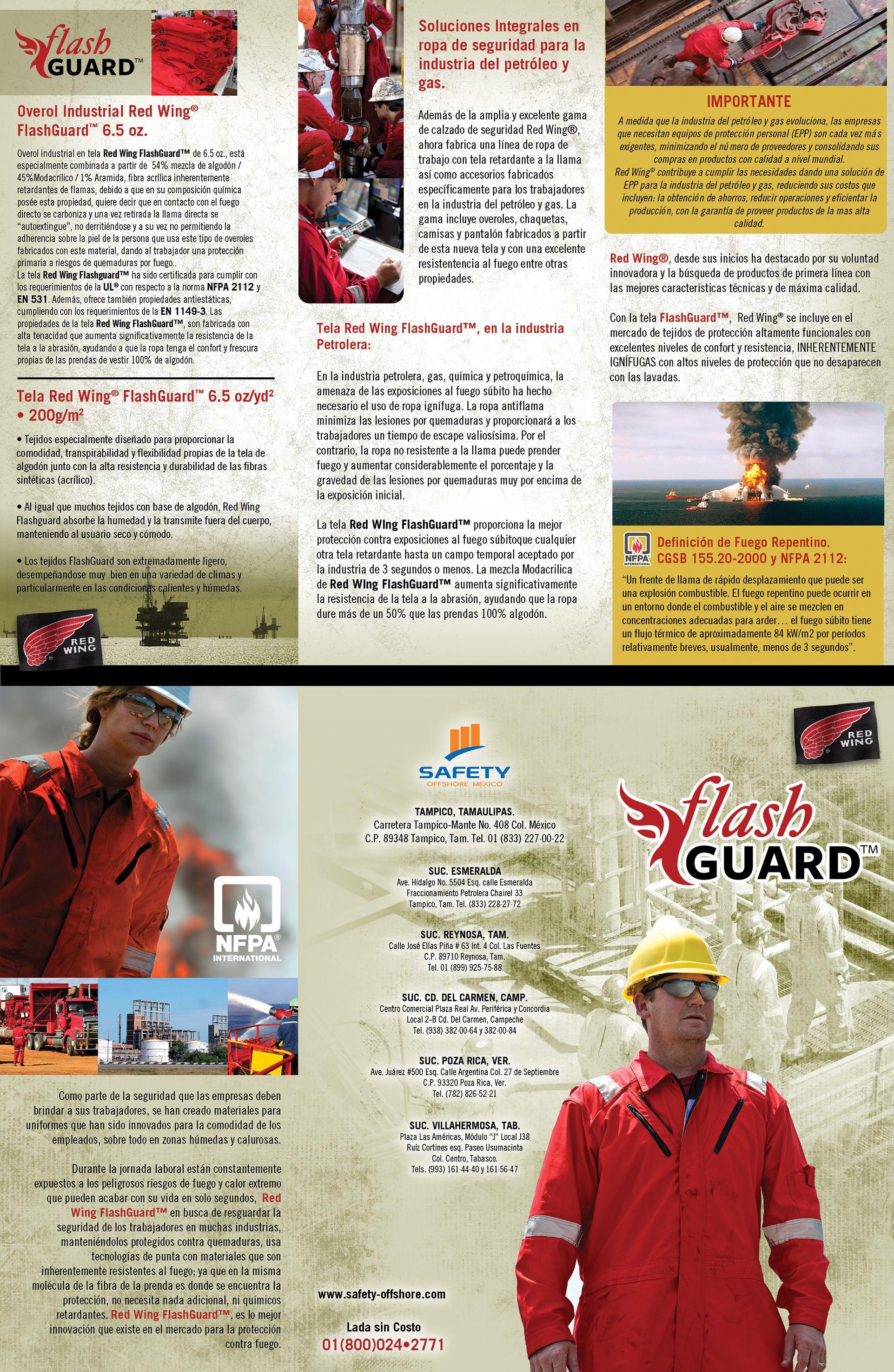 Folleto Promocional De Producto Portada Cliente Red Wing Shoes Mexico Portafolio De Diseno Overol Industrial Disenos De Unas