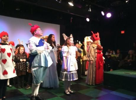 'Alice in Wonderland': DC Metro Theater Arts