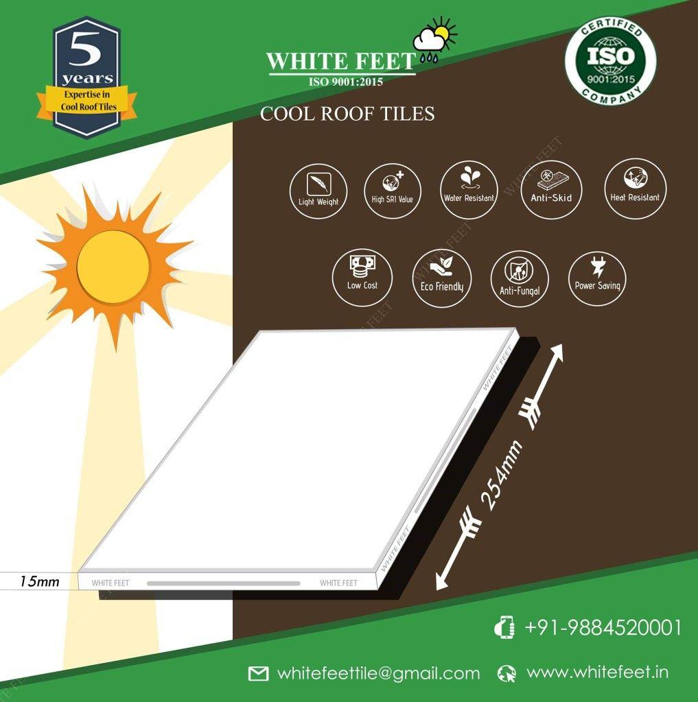 Heat Resistant Tiles Cool Roof Tiles Tile Manufacturers