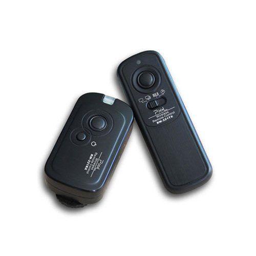 Pixel Pro Digital Film Camera 100m Wireless Shutter Remote Control Release For Canon Eos 60d 1 Digital Camera Accessories Telescope Accessories Buying Camera