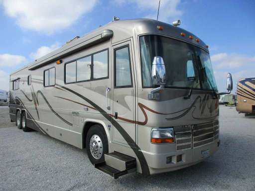 Check out this 2002 Country Coach Affinity 42ft Super Clean Chris Peeler listing in Denton/Weatherfod, TX 76207 on RVtrader.com. It is a Class A and is for sale at $107000.