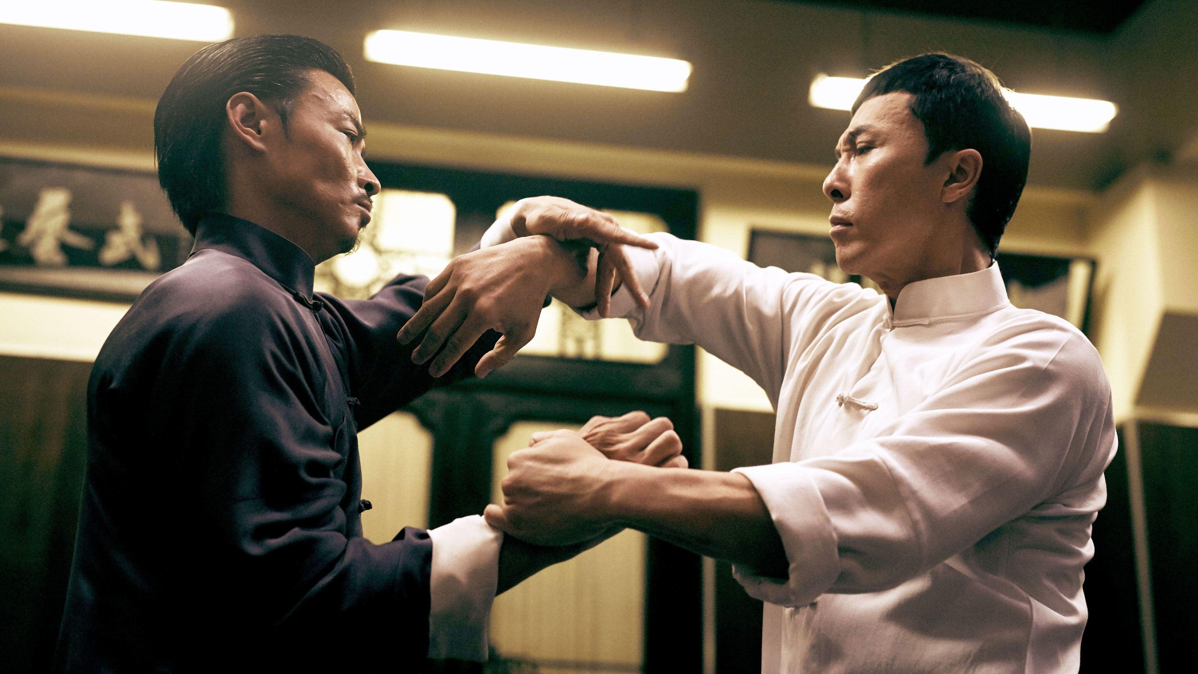 Den tredje film i Ip Man serien baseret på Wing Chun