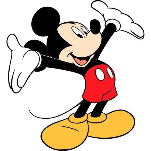 [ディズニー]ミッキーマウス無料LINEスタンプ03 LINEやメッセージ、Twitter、Facebook