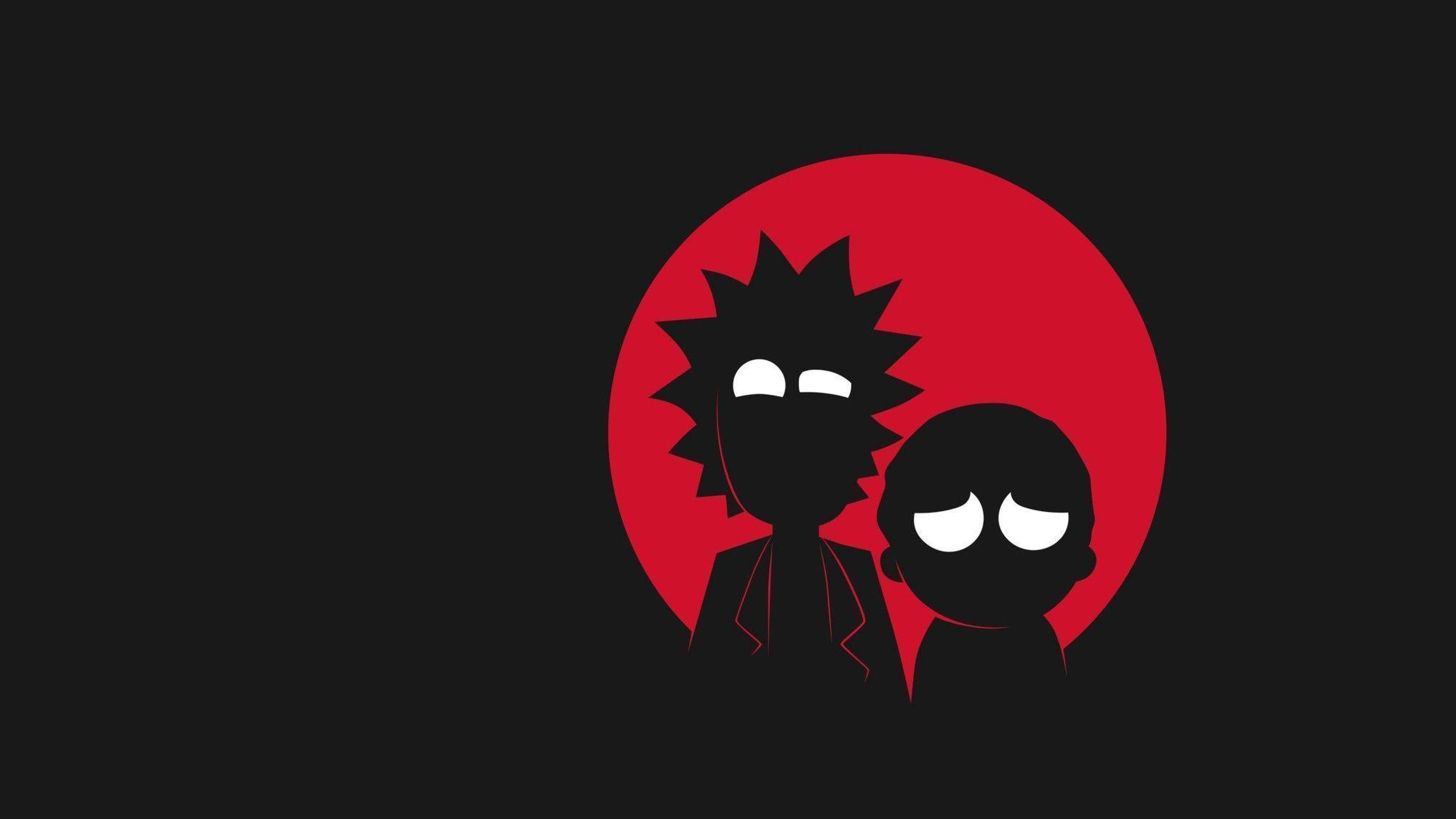 Rick And Morty 3840x2160 Rick And Morty Astronaut Wallpaper Rick And Morty Poster