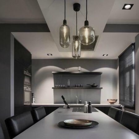 leem wonen mariska jagt woonhuis interieur kralingen verlichting