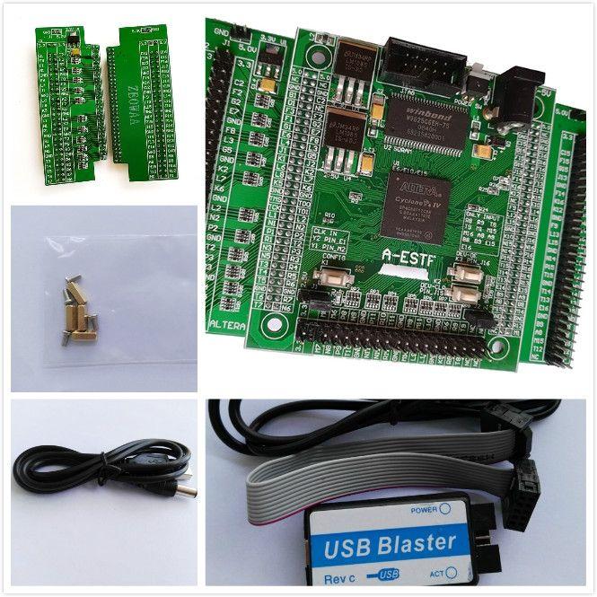 usb Dc-5v Power E10 Altera Fpga Board Altera Board Fpga Development Board Ep4ce10f17c8n Nios Ii Board Sdram