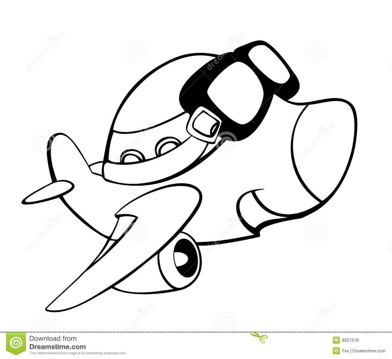 Avion dessin recherche google dessin dessin contour - Avion en dessin ...