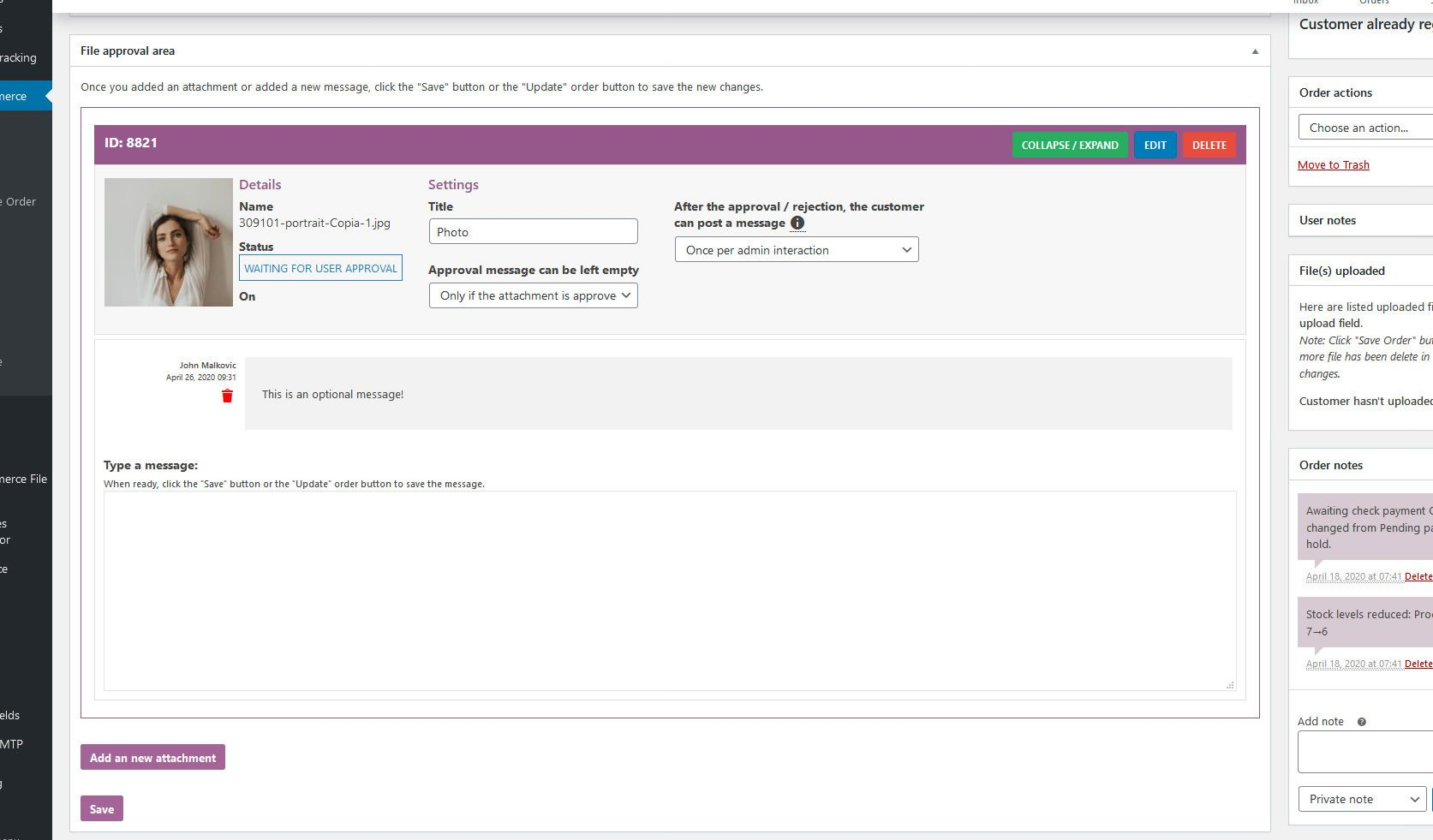 WooCommerce File Approval #Sponsored #WooCommerce, #PAID, #File, #Approval   Woocommerce, Coding, This or that questions