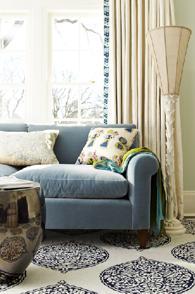 More green and blue, and another Katie Ridder talented design.