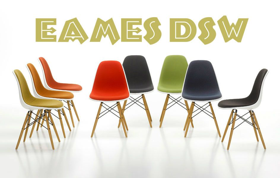 Eames DSW looks simple yet these are elegant. To have these chairs at home means that you are pitching for space-saving solutions. These chairs are embedded with high-quality workmanship and offer exceptional comfort.