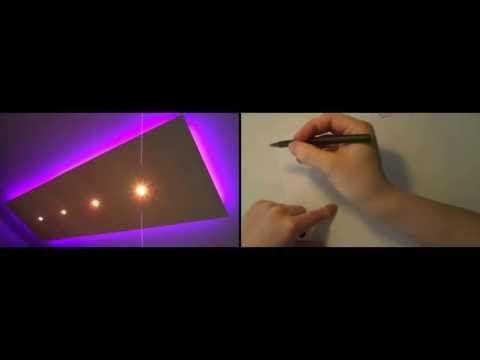 deckenbeleuchtung selber machen youtube einrichten und deko pinterest beleuchtung. Black Bedroom Furniture Sets. Home Design Ideas