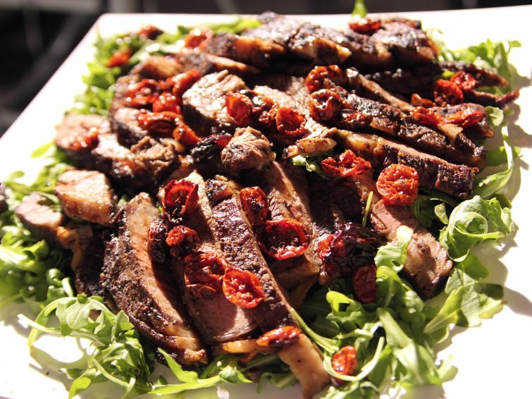 how to cook rib steak oven