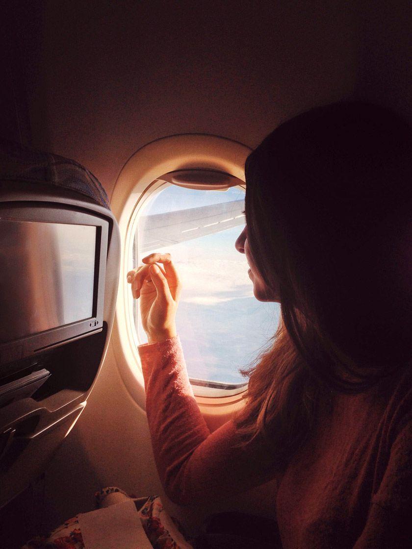Flugzeug Tipps: So fühlst du dich im Flieger wie ein Star!