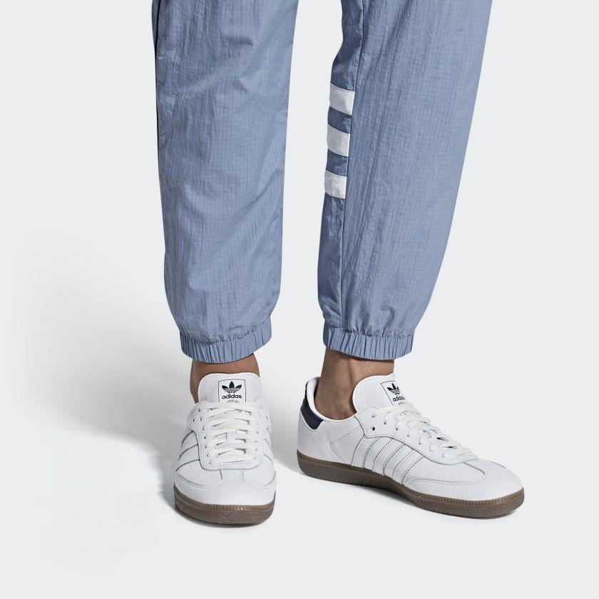 Samba OG Shoes Cloud White / Collegiate