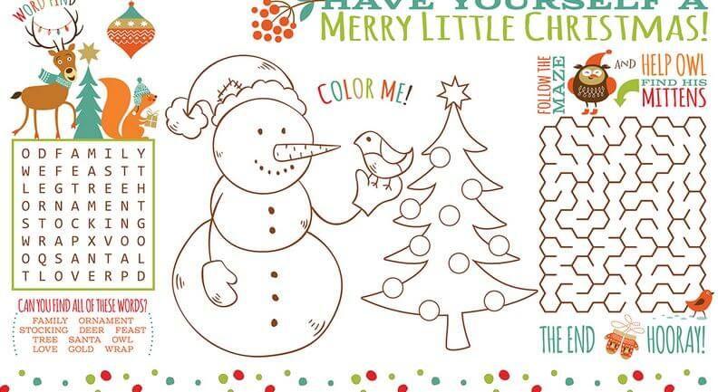Merry Christmas Activities_10.jpg (792×433) | Новый год ...