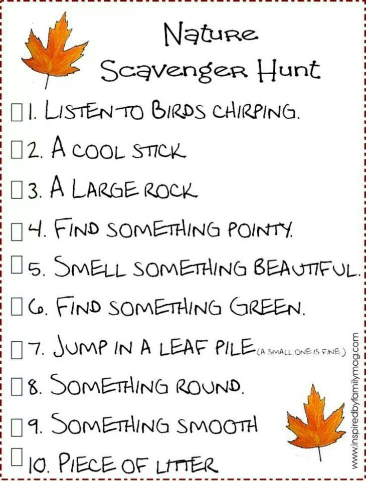 fall game more great class ideas pinterest nature scavenger hunts nature activities and. Black Bedroom Furniture Sets. Home Design Ideas