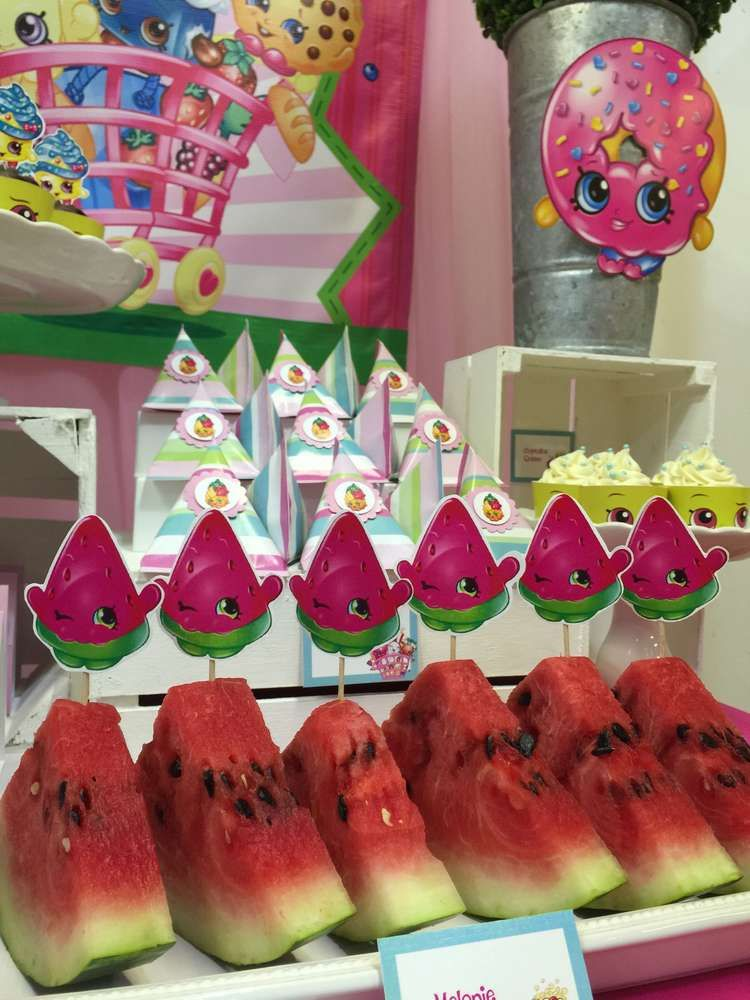 Shopkins Birthday Party Ideas Planning Shopkins Bday 6th