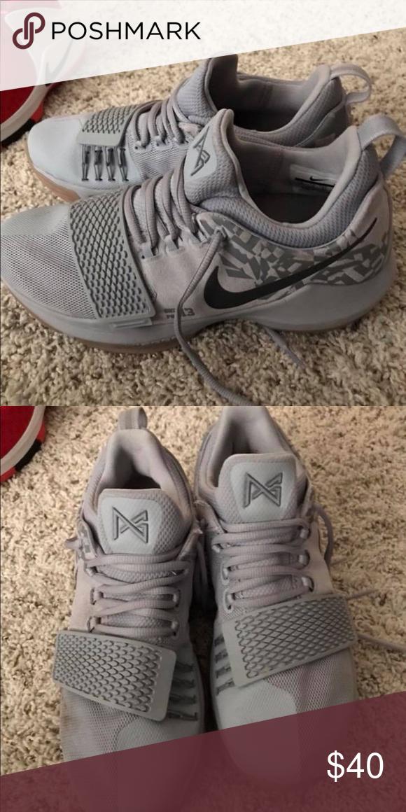 entrega sucesor Conveniente  PG 13 Nike zoom men's basketball shoes Size 8 men's basketball shoes gently  used no box Nike Shoes Athletic Shoes | Basketball shoes, Nike zoom mens, Nike  zoom