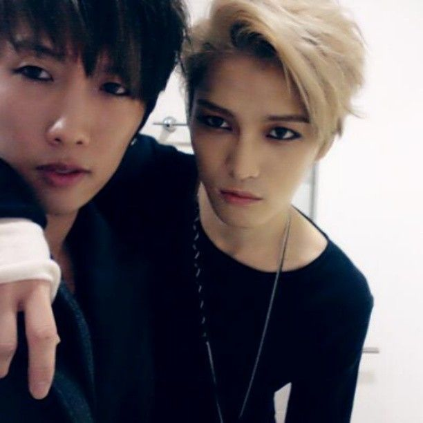 An Myoung Ha and Jaejoong *-* They look gorgeous!!!