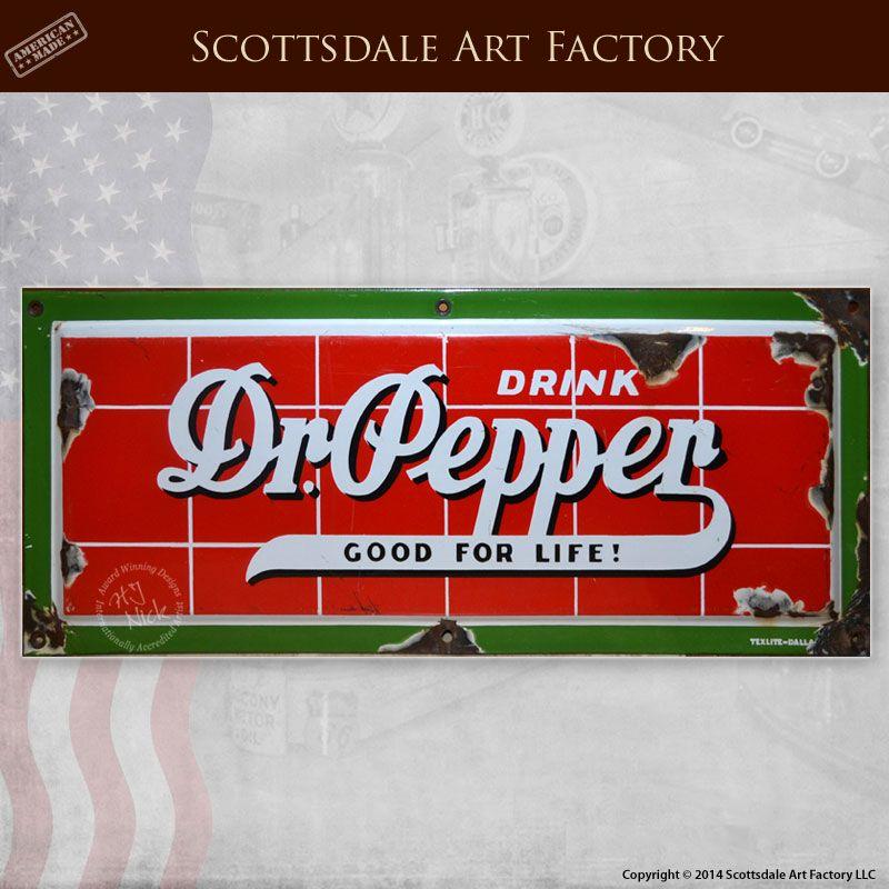 Dr Pepper Vintage
