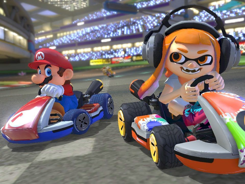Game With Images Mario Kart 8 Mario Kart Mario