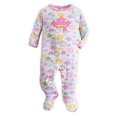 Disney Princess Stretchie Sleeper for Baby