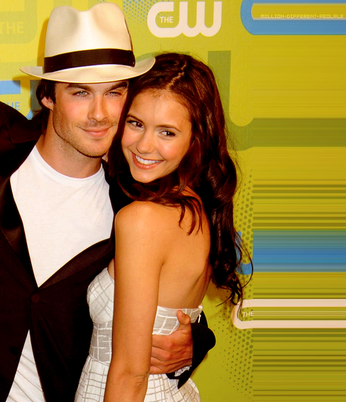 They Are Such A Good Couple They Need To Get Back Together Vampire Diaries Ian And Nina Delena