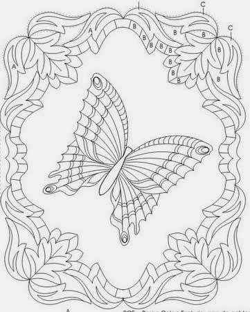Pin by Althea Reeves on Patterns for Parchment Craft