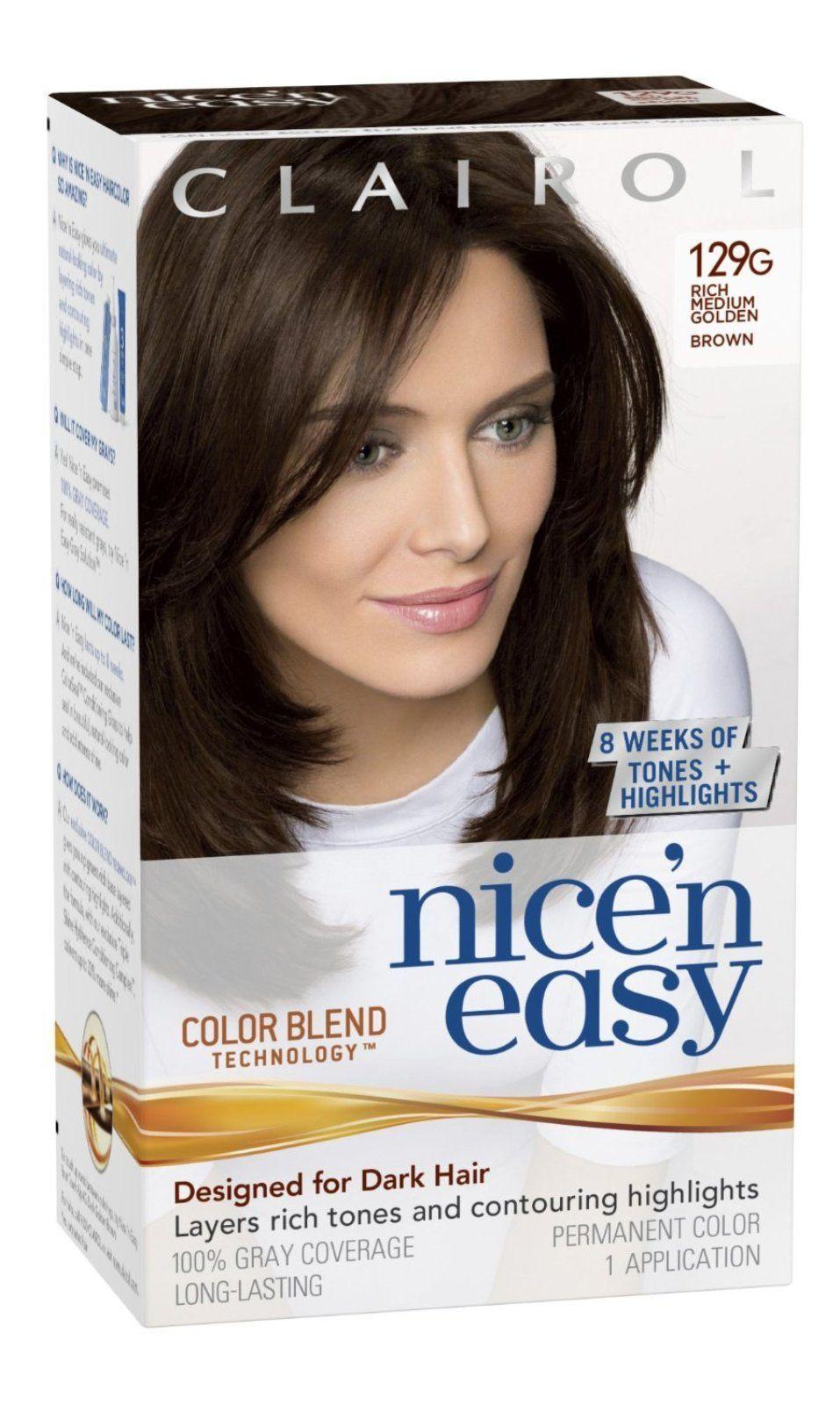 Park Art|My WordPress Blog_Bigen Semi Permanent Hair Color Medium Warm Brown