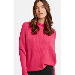 Photo of Pullover mit Fledermausarm Rot Gerry Weber