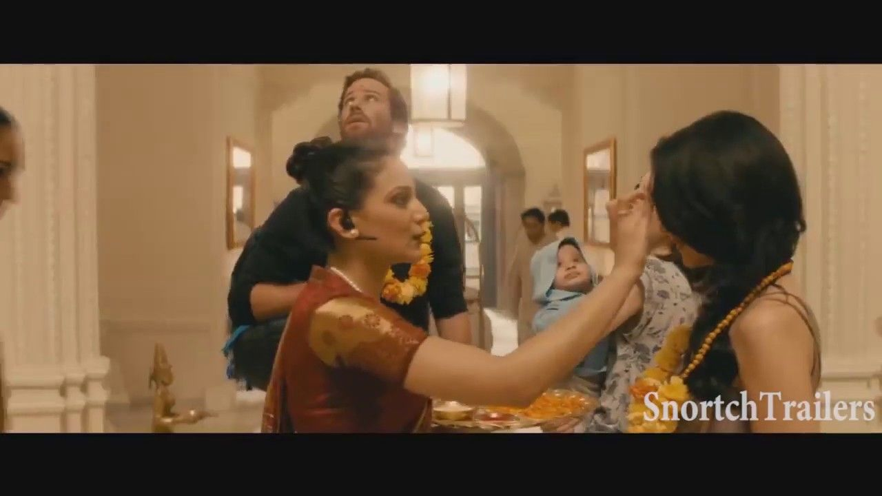 Hotel Mumbai Official Trailer 2019 Hd720