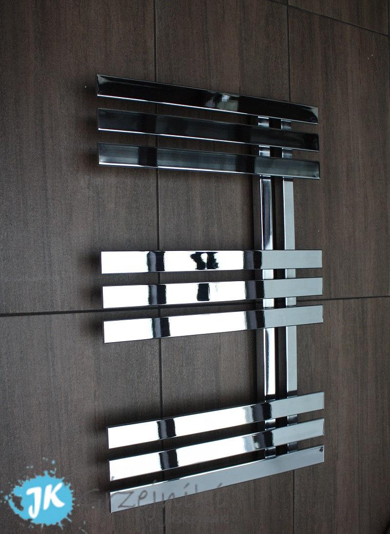 Grzejnik Lazienkowy Elisa 800x500 Chromowany F H U Jk Magnetic Knife Strip Home Decor Knife Block