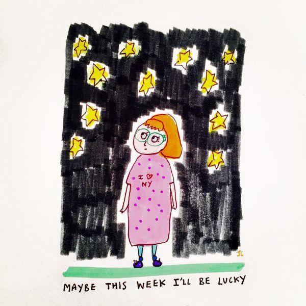 Lucky - Jessie Cave