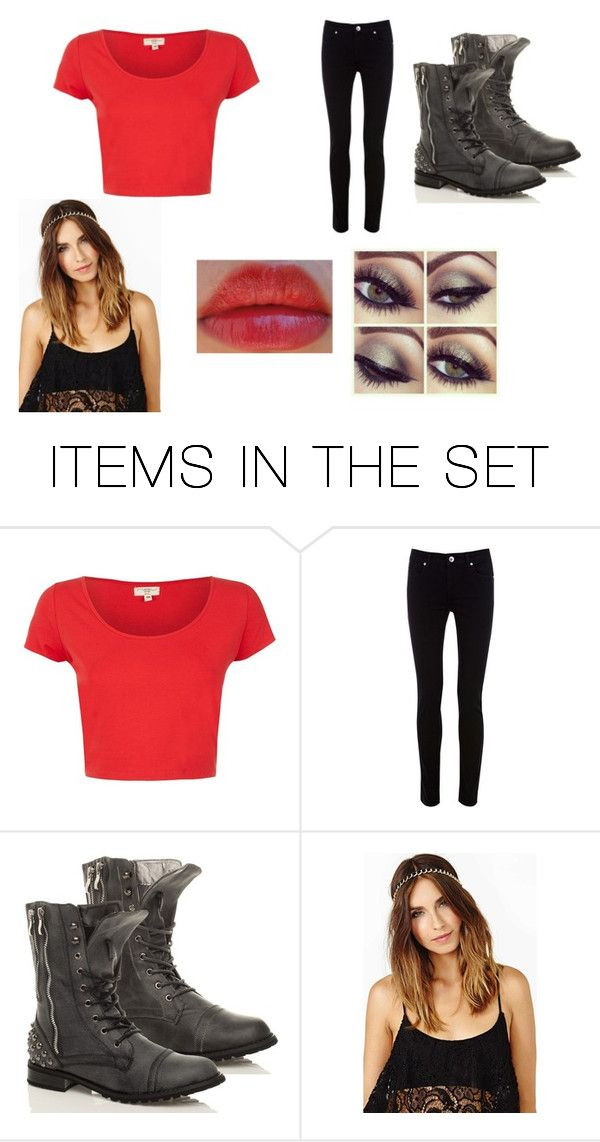 """Biker"" by gracie-vega ❤ liked on Polyvore featuring art"