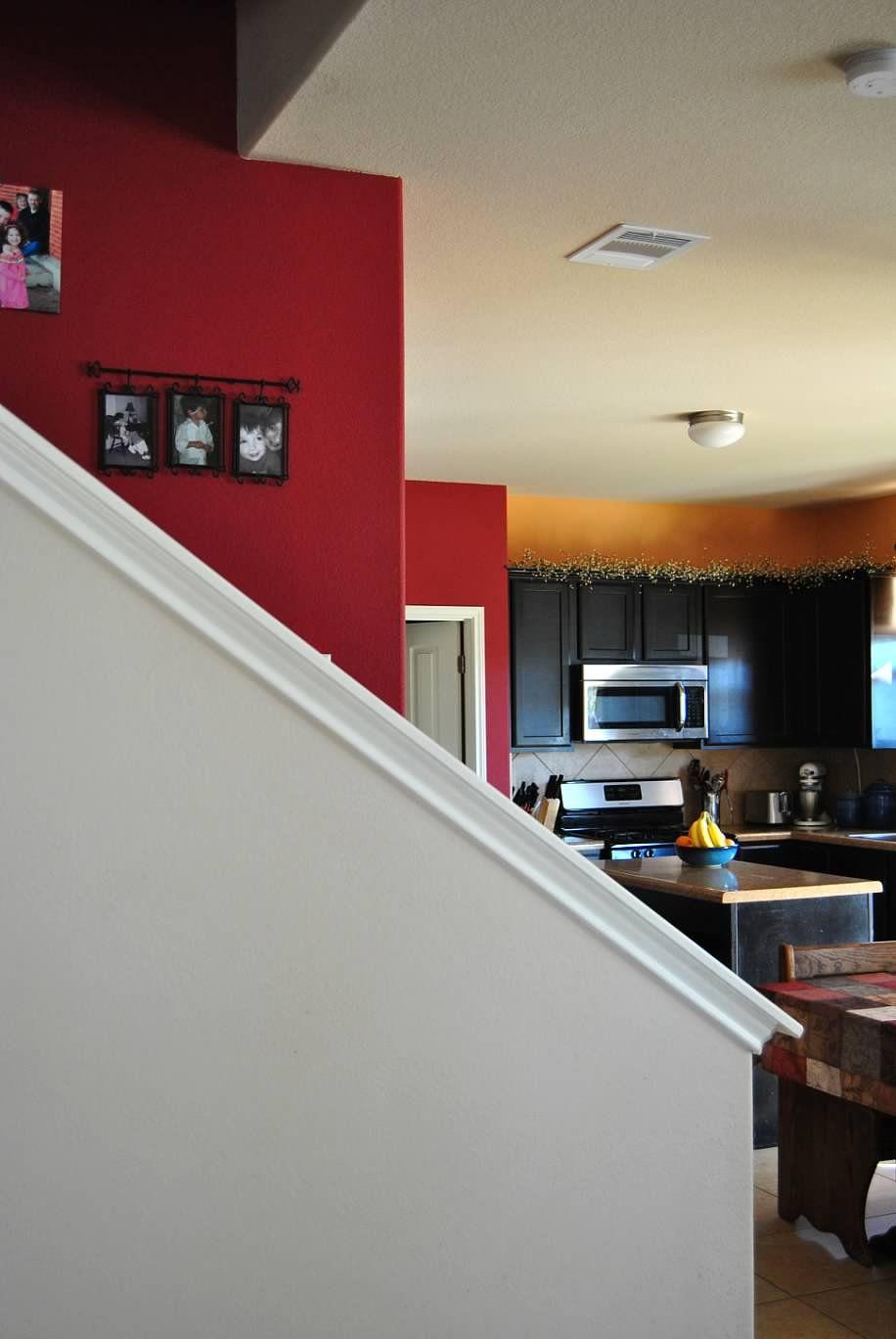 Stairway wall. Stairway walls, Stairways, Home