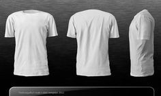 Download Clube Do Design T Shirt Design Template Shirt Template Clothing Mockup
