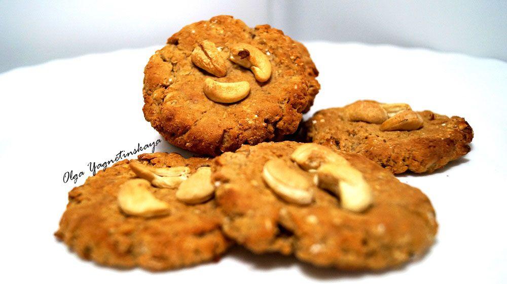 Классическое диетическее фитнес печенье! - диетическое печенье ...